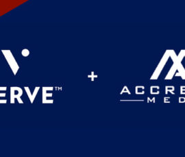 VERVETM ANNOUNCES EXCLUSIVE PARTNERSHIP WITH ACCRETIVE MEDIA, BRINGING THE POWER OF MOVEMENT SCIENCE™ TO DIGITAL OUT-OF-HOME
