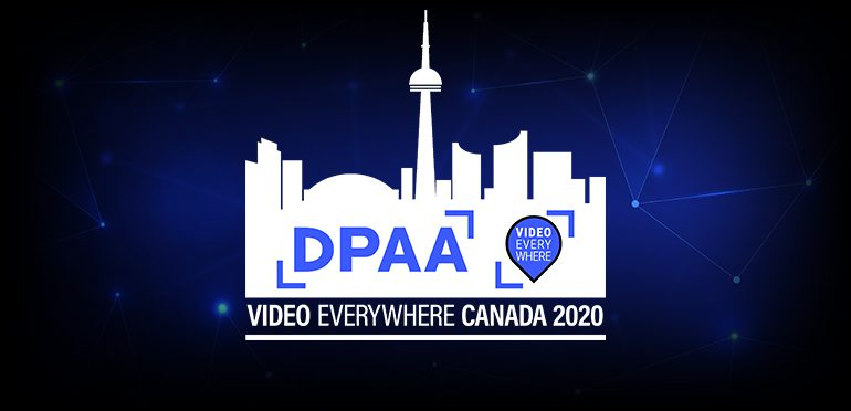 3rd Annual DPAA Video Everywhere Canada Summit Set for July 15