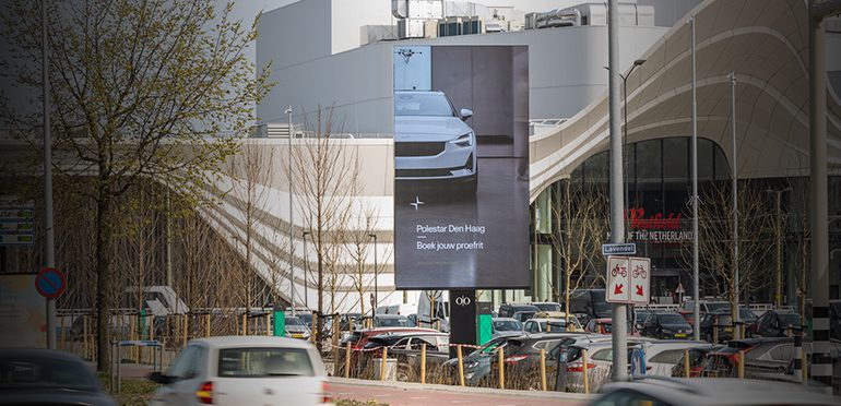 WESTFIELD MALL of THE NETHERLANDS partners with ESPRIT DIGITAL for LED & LCD