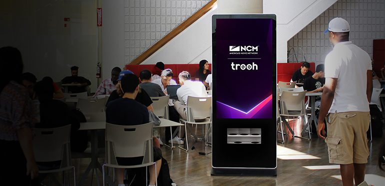 National CineMedia Goes Back To School With Trooh (formerly Rouge Media) To Reach Movie Fans On College Campuses Nationwide